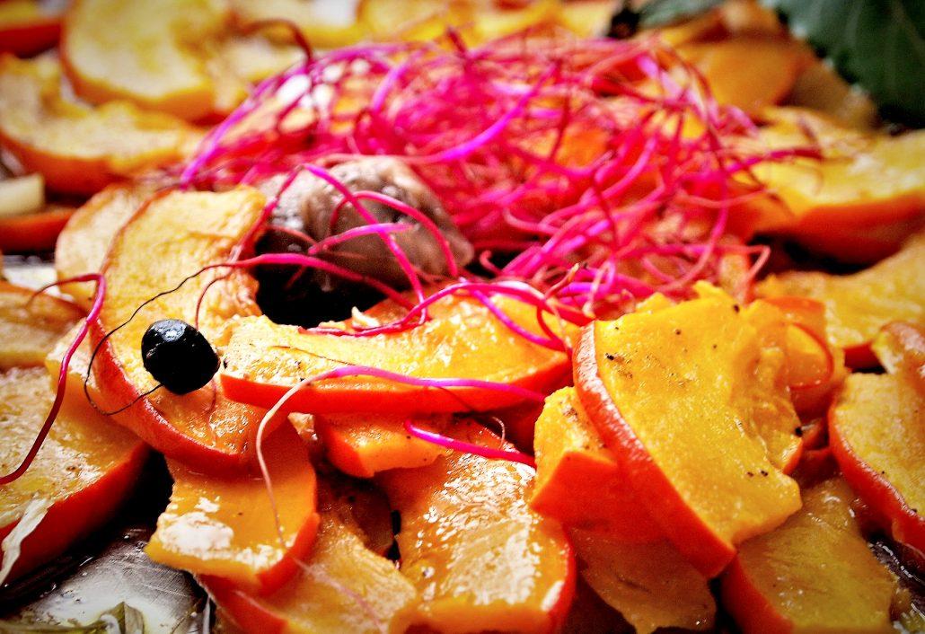 Catering Weinbeisser: Hauptgericht im Herbst